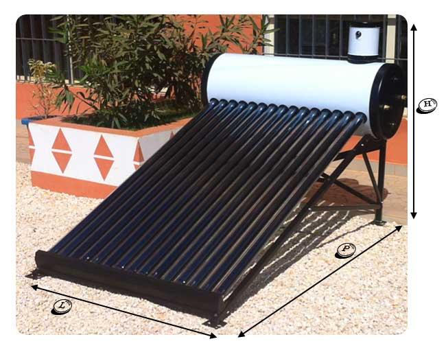 chauffe eau solaire pressuris. Black Bedroom Furniture Sets. Home Design Ideas